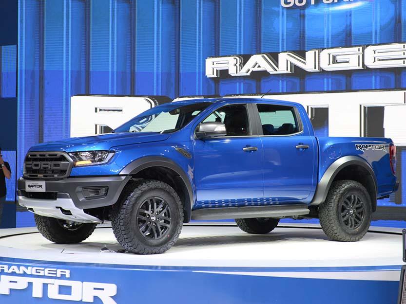 Giới thiệu xe Ford Ranger Raptor 2018, thông số kỹ thuật và giá bán xe Raptor