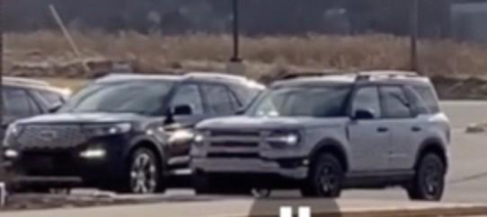 Ford Bronco Sport 2021 lộ diện những hình ảnh đầu tiền, giá bán dự kiến 25.000usd