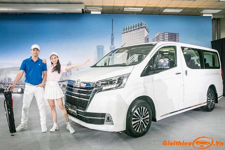 Chi tiết xe Toyota Granvia 2020, thông số kĩ thuật và giá bán tại Việt Nam
