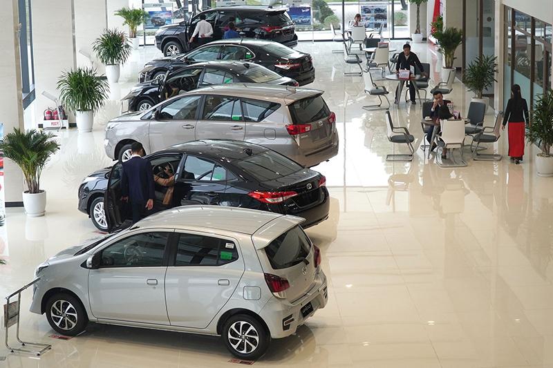 Hiệp hôi ô tô VAMA đề xuất giảm 50% thuế và phí trước bạ, ô tô trước cơ hội giảm giá lớn