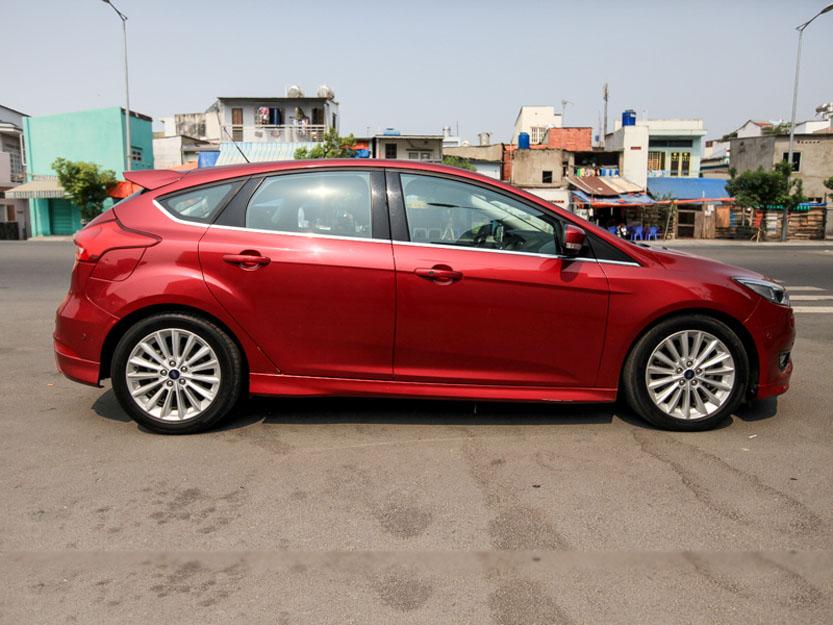 Đánh giá xe Ford Focus Sport 1.5L Ecoboost (Phan Minh)