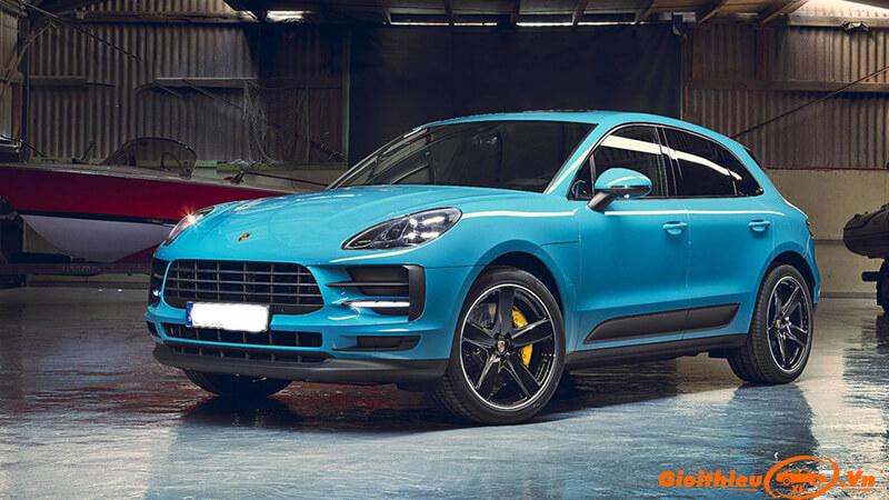 Chi tiết xe Porsche Macan 2019, kèm giá bán 10/2019