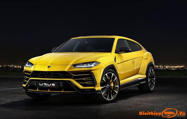 Chi tiết xe Lamborghini Urus 2020, thông số kĩ thuật kèm giá bán