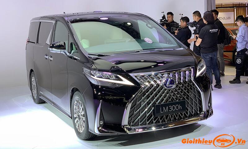 Đánh giá xe MPV hạng sang Lexus LM 300h, thông số kĩ thuật kèm giá bán tháng 03/2020