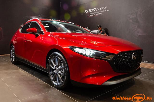 Mazda 3 2020 chính thức ra mắt, giá bán kèm khuyến mại tháng 11/2019