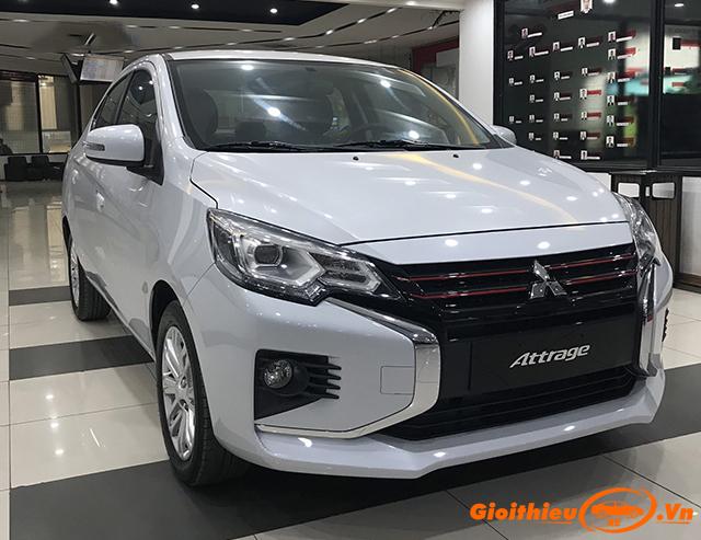 Chi tiết xe Mitsubishi Attrage 2020, kèm giá bán mới nhất tháng 03/2020