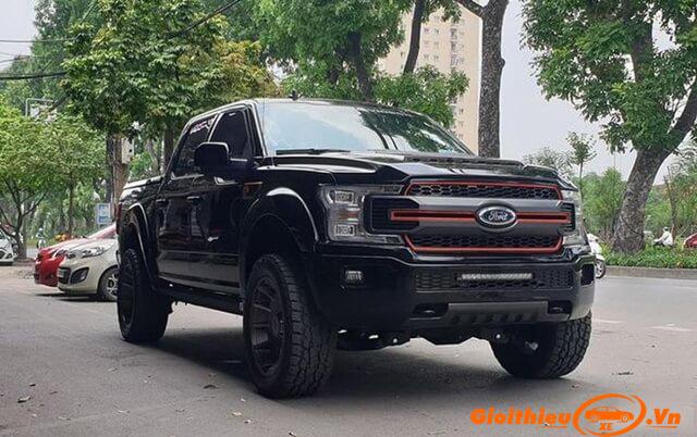 Ford F150 và F150 Raptor 2019, kèm giá bán