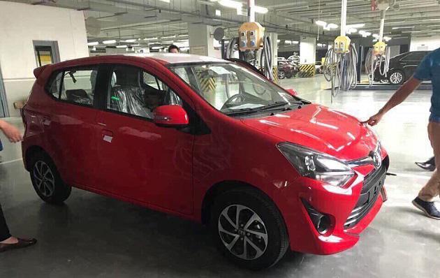 Giá xe ô tô Toyota Wigo 1.2 AT 2019 mới nhất