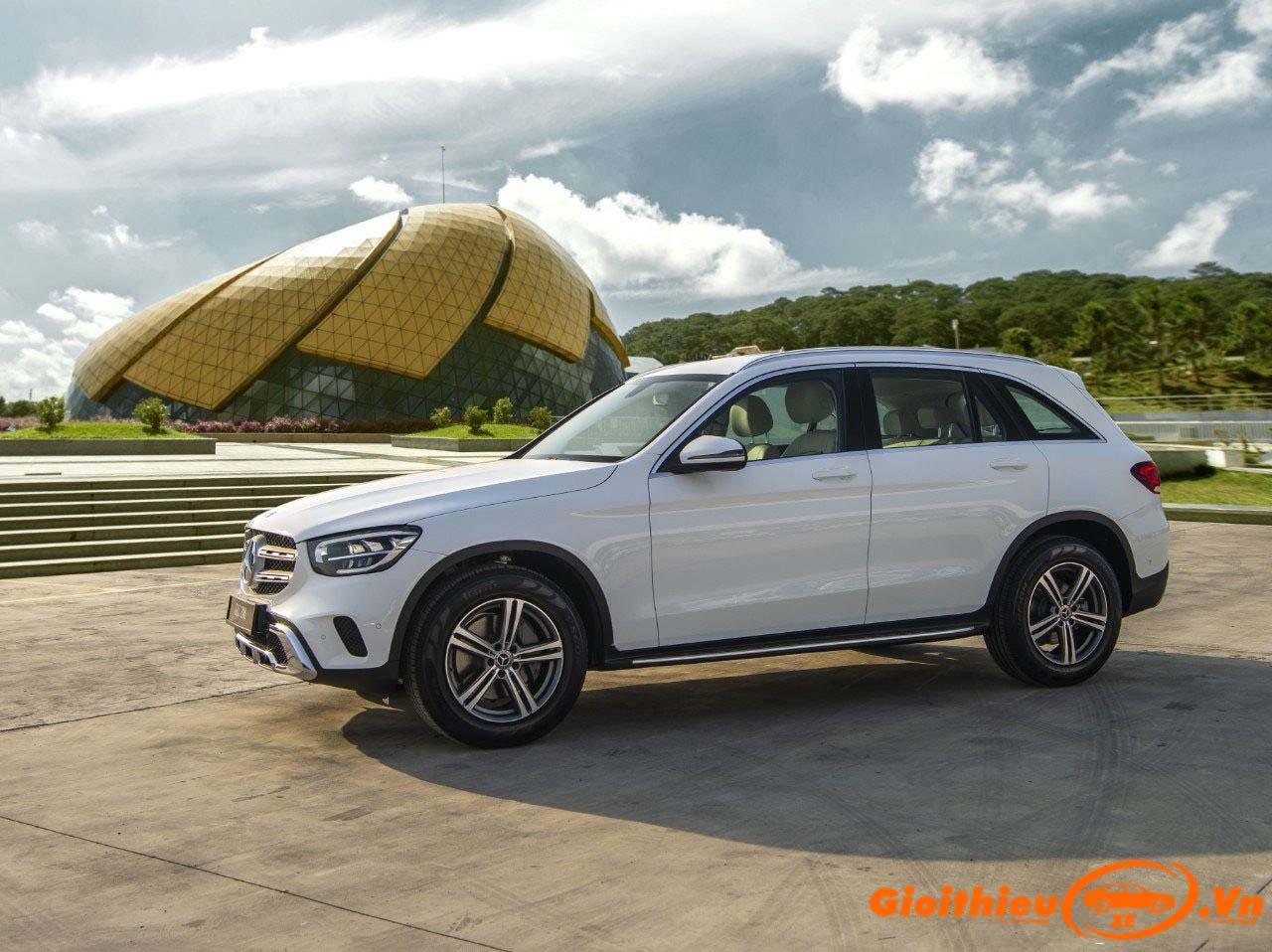 Chi tiết xe Mercedes-Benz GLC 200 2020 Face Lift, kèm giá bán mới nhất tháng 02/2020