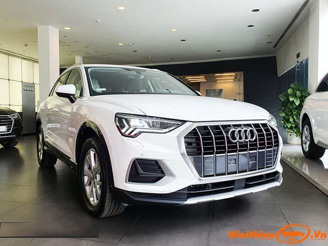 Chi tiết xe Audi Q3 2020 hoàn toàn mới, thông số kĩ thuật kèm giá bán mới nhất tháng 05/2020