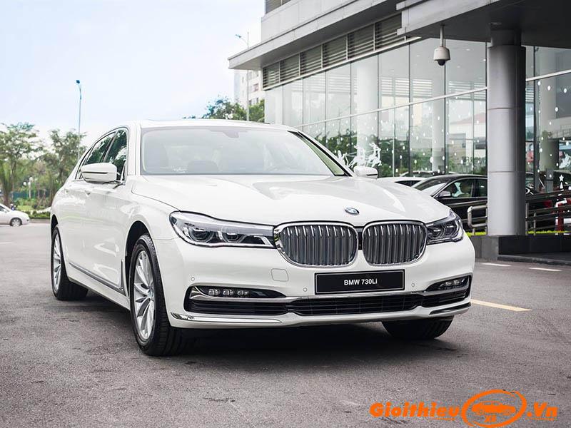 Chi tiết xe BMW 730Li 2019 Pure Excellence, kèm giá bán mới nhất tháng 12/2019