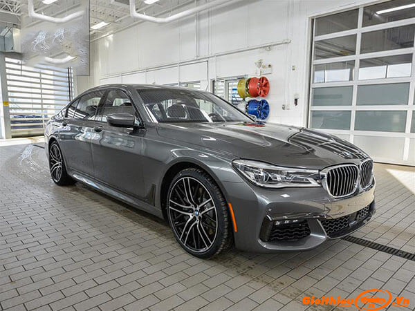 Chi tiết xe BMW 750Li 2019 - 2020, kèm giá bán mới nhất tháng 12/2019