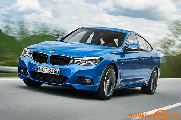 Bảng giá xe BMW 2019 mới nhất tháng 12/2019