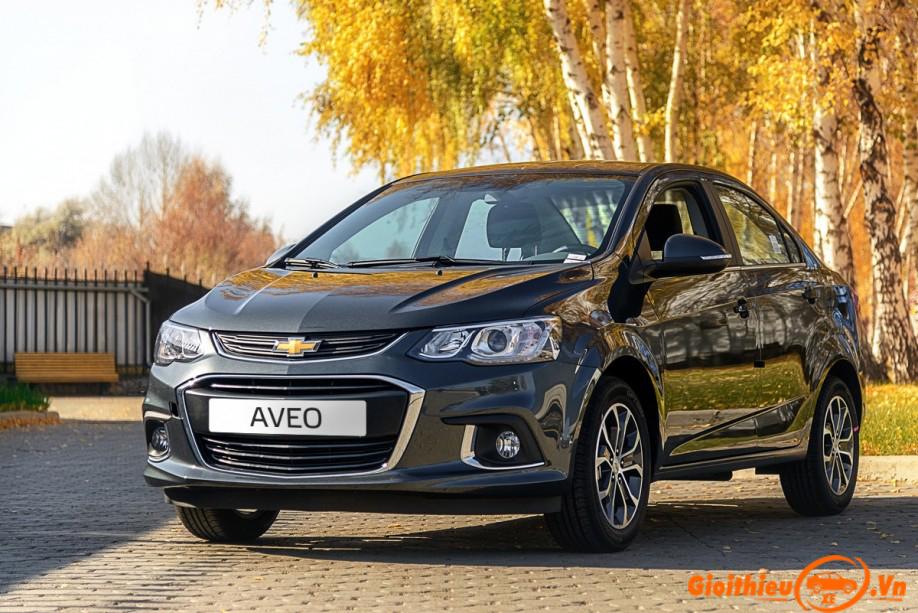 Chevrolet Aveo 2020, giá xe Aveo 2020 mới nhất tháng 1/2020