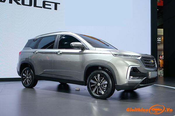 Chi tiết xe Chevrolet Captiva 2020, kèm giá bán khi nào có xe về Việt Nam