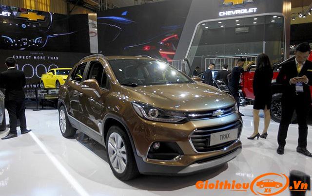 Bảng giá xe Chevrolet mới nhất 07/2019