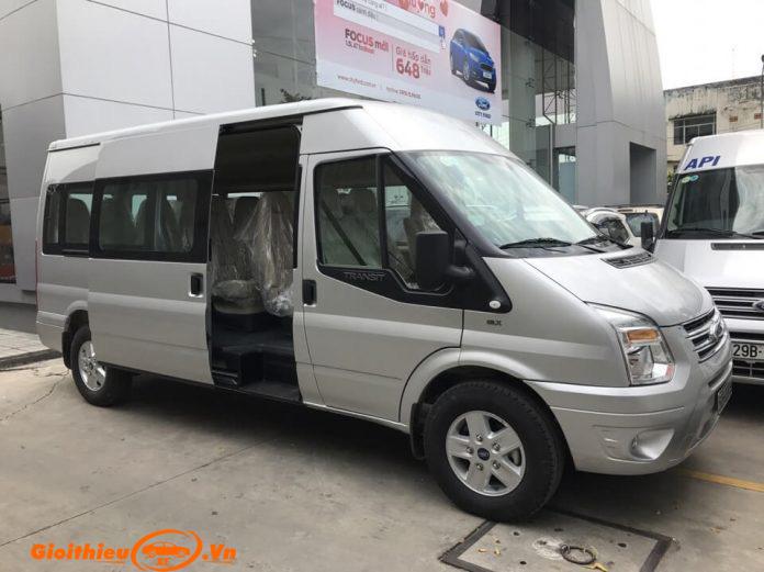 Chi tiết xe Ford Transit SVP 16 chỗ 2019, kèm giá bán 08/2019