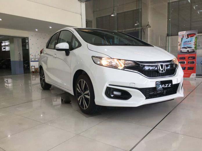 Giá xe ô tô honda Jazz 2019, giá lăn bánh xe honda Jazz (05/2019)