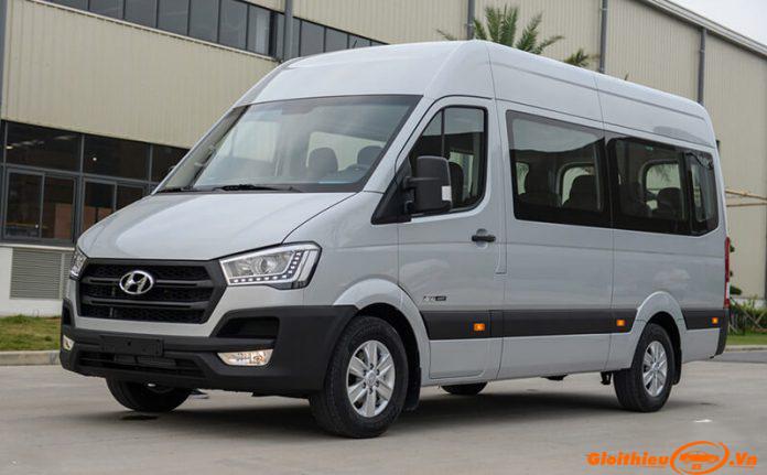 Chi tiết xe Minibus 16 chỗ Hyundai Solati 2020, giá bán kèm khuyến mại tháng 12/2019