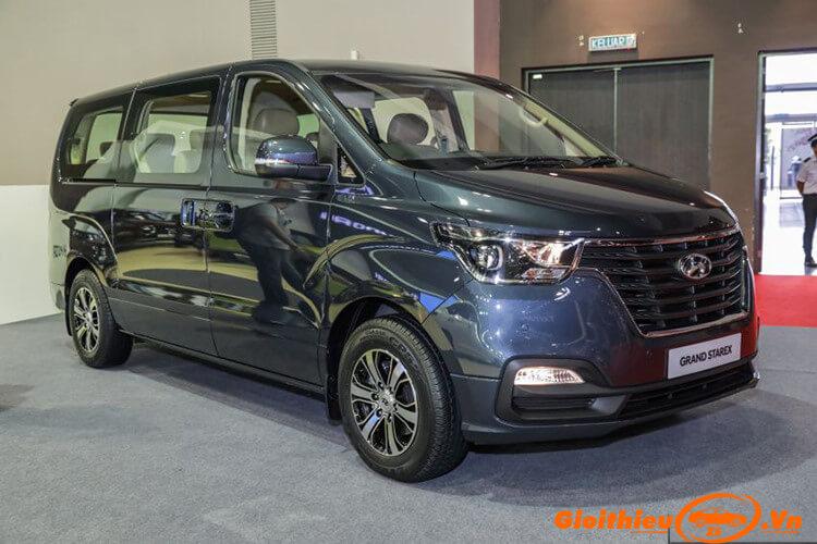 Chi tiết xe Chi tiết xe Hyundai Starex 2020, giá bán khi nào có xe tại Việt Nam