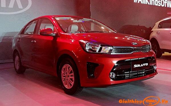 Đánh giá xe Kia Soluto 2020, kèm giá bán 03/2020