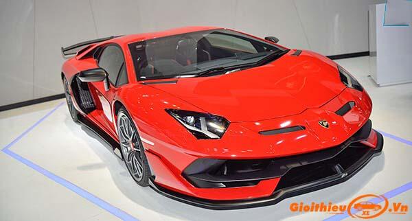 Đánh giá xe Lamborghini Aventador SVJ 2020, kèm giá bán tháng 02/2020