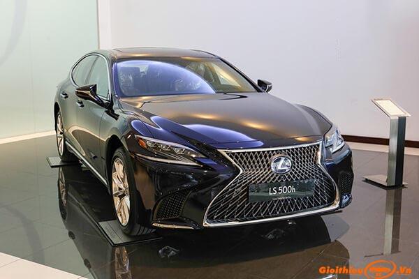 Đánh giá xe Lexus LS 500h 2019, Kèm giá bán mới nhất (05/2019)