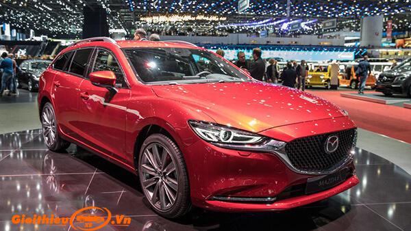 Chi tiết xe Mazda 6 bản cập nhật (Facelift) 2019, kèm giá bán  08/2019