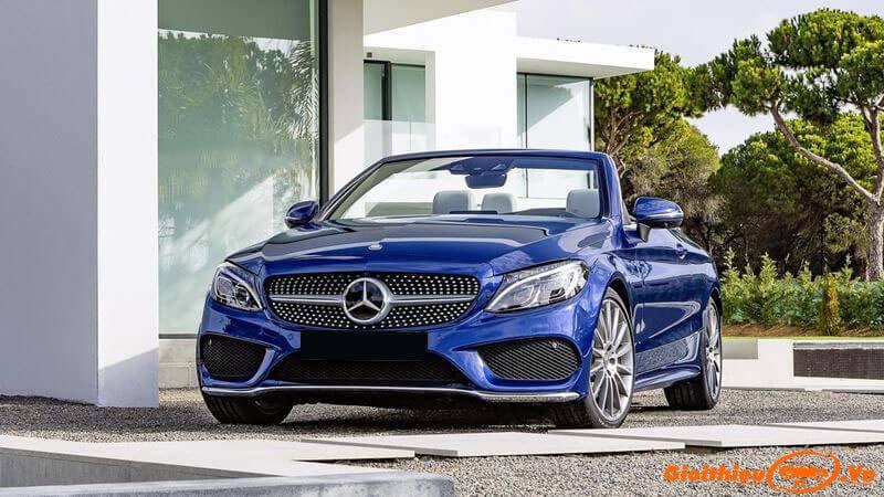Chi tiết xe Mercedes-Benz C200 Cabriolet 2020 mui trần, kèm giá bán mới nhất tháng 02/2020