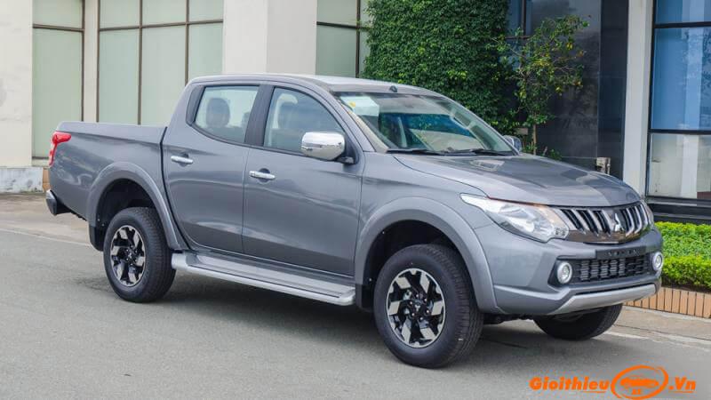 Đánh giá xe Mitsubishi Triton 4x2 AT 2019 kèm giá bán (07/2019)
