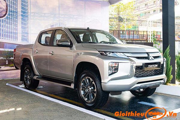 Chi tiết xe xe Mitsubishi Triton Mivec 4×4 2019 kèm giá bán (07/2019)