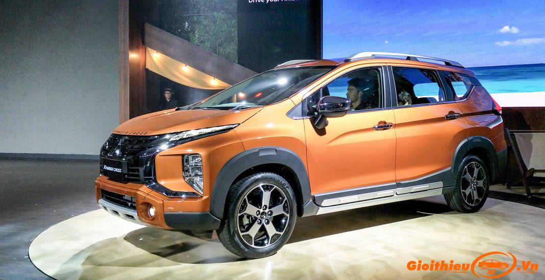 Chi tiết xe Mitsubishi Xpander Cross 2020, thông số kĩ thuật kèm giá bán mới nhất