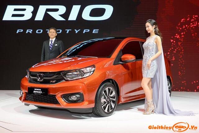 Chi tiết xe Honda Brio 2020, kèm giá bán mới nhất tháng 05/2020