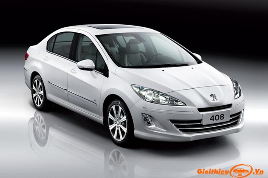 Chi tiết xe Peugeot 408, giá bán kèm khuyến mại tháng 11/2019