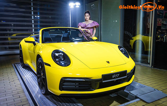 Chi tiết xe Porsche 911 Carrera S Cabriolet 2020, kèm giá bán tháng 1/2020