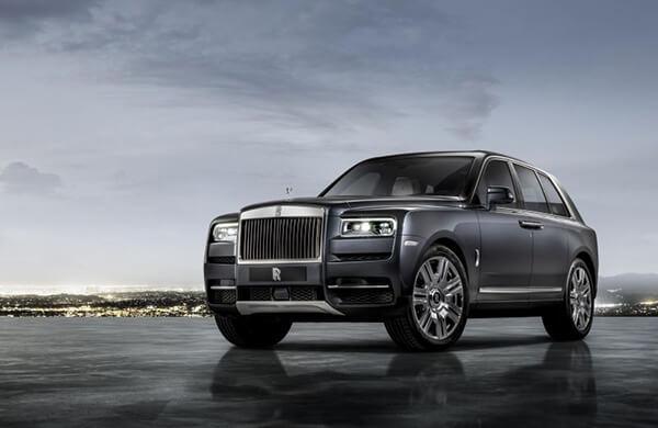 Đánh giá xe Rolls Royce Cillinan 2019, kèm giá bán tháng 11/2019