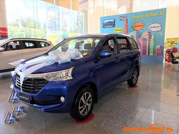 Chi tiết xe Toyota Avanza 1.3 MT 2019 Kèm giá bán 07/2019