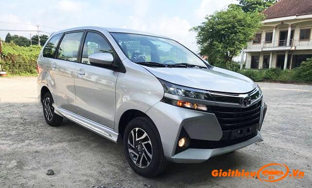 Bảng giá xe Toyota 2020 mới nhất tháng 04/2020