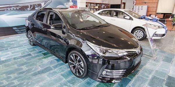 Giới thiệu xe Toyota Altis 2019, Kem giá bán ( 05/2019)