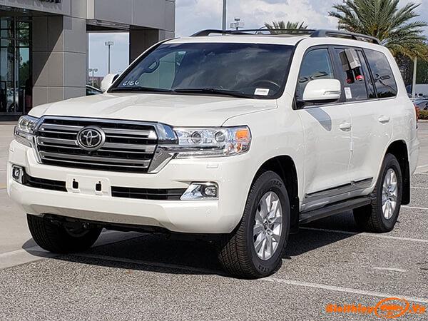 Chi tiết xe Toyota Land Cruiser 2020, kèm giá bán tháng 04/2020