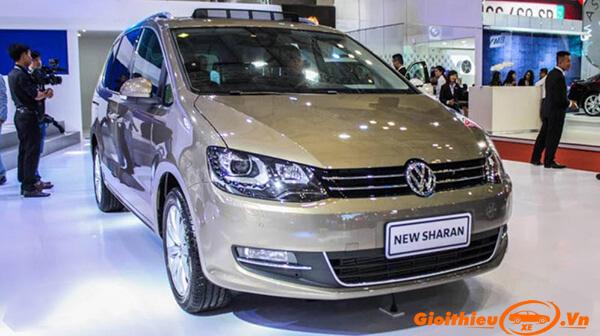 Chi tiết xe Volkswagen Sharan 2019, kèm giá bán 07/2019