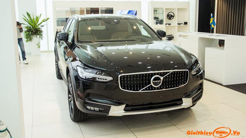 Chi tiết xe Volvo V90 2019, kèm giá bán 08/2019