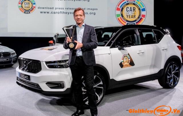 Bảng giá xe Volvo  chính hãng mới nhất 08/2019