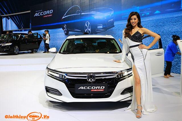 Chi tiết xe Honda Accord 2020, giá bán kèm giá lăn bánh tháng 11/2019