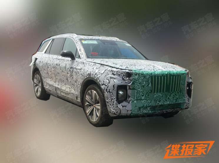 Hãng xe sang Trung Quốc Hongqi chính thức lắp giáp mẫu xe E115 mẫu sub như Rolls- Royce