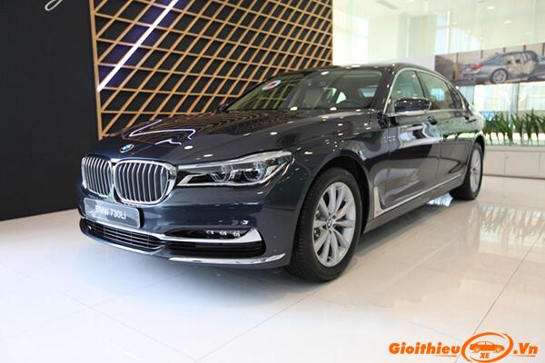 Đánh giá xe BMW 7 Series 2019 - 2020 kèm giá bán mới nhất 12/2019