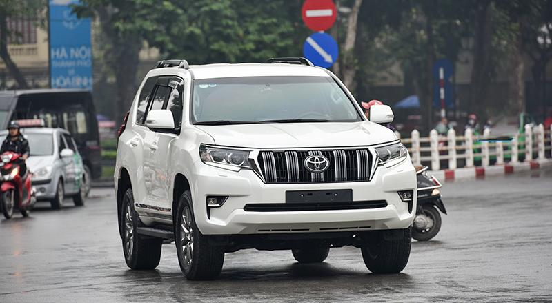 Từ ngày 30/03 Toyota Việt Nam tạm dừng mọi hoạt động vì đại dịch Covid 19
