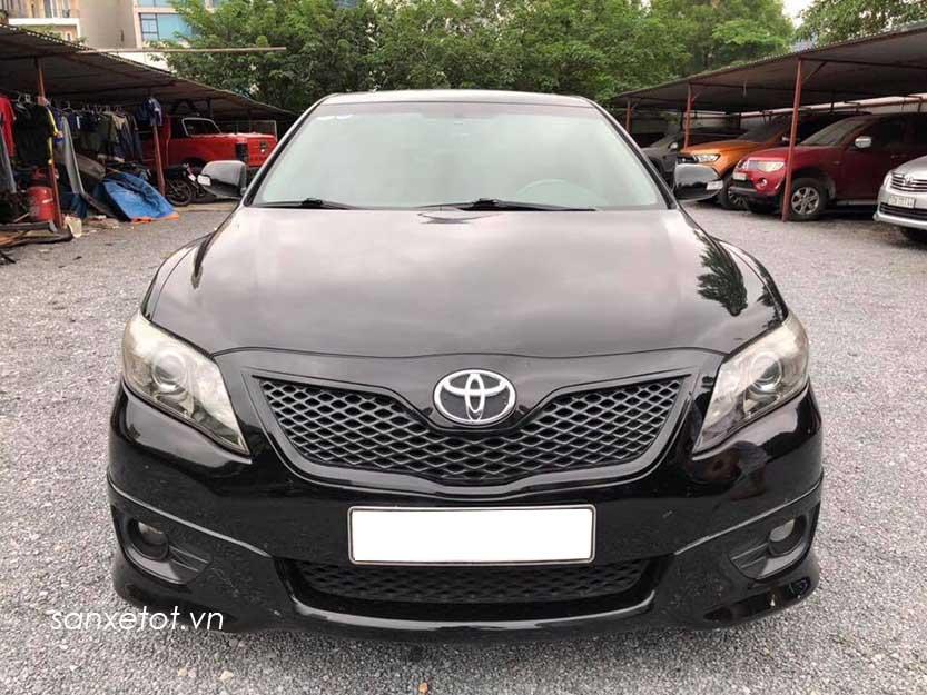 Xe Toyota Camry SE 2.5AT nhập khẩu đời 2011 xe đẹp xuất sắc