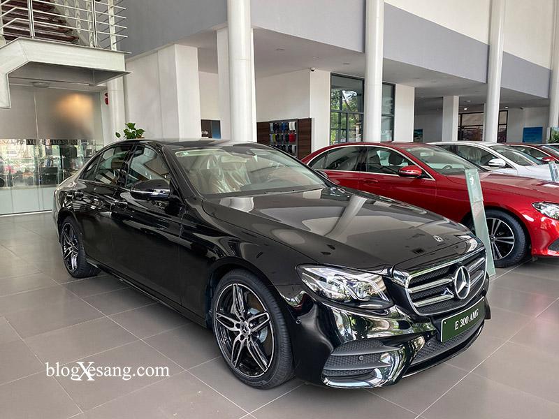 Bán xe Mercedes E300 AMG 2020 chính hãng