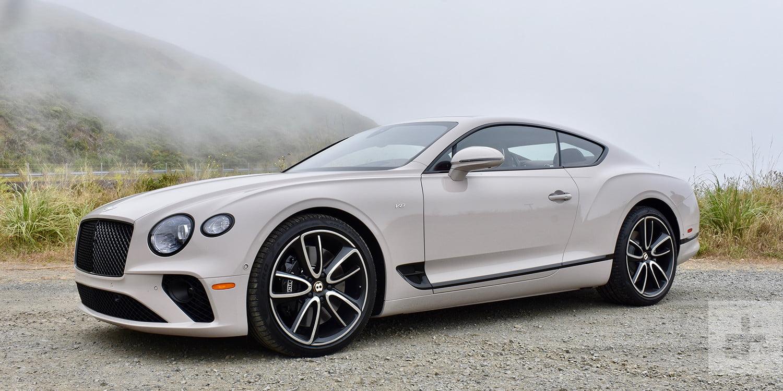 Video khám phá chi tiết xe Bentley Continental GT V8 2020 bản kỉ niệm 100 năm